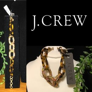 🎉SALE!!!🎉 NWT J. Crew Mixed Media Bracelet